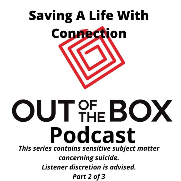Saving A Life With Connection