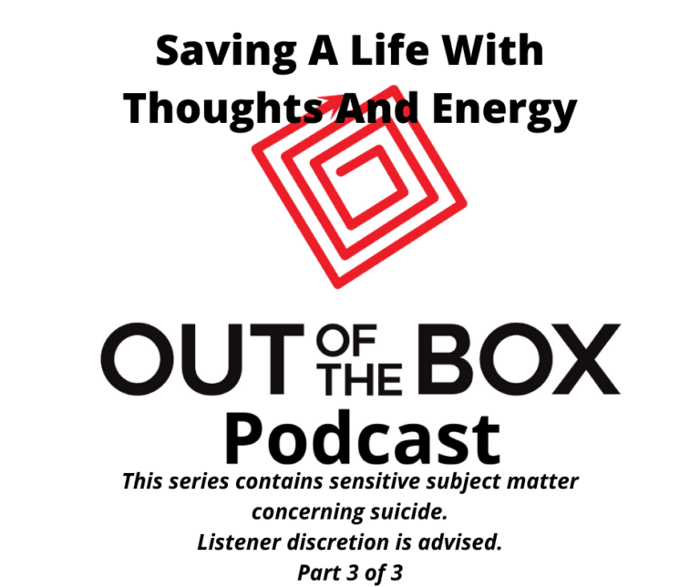 Saving A Life With Thoughts And Energy